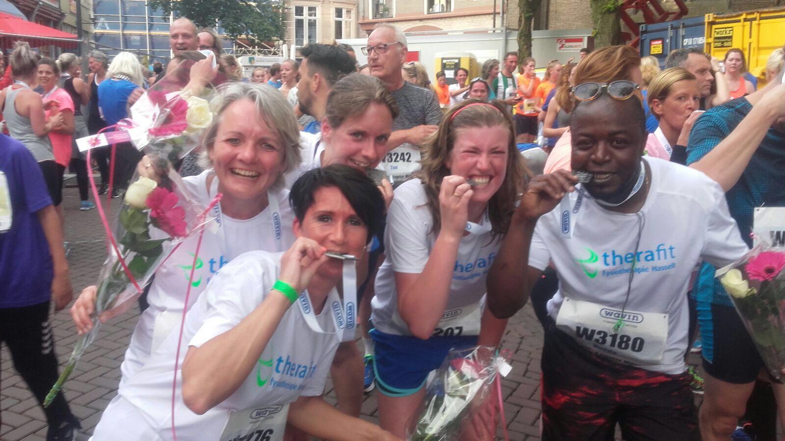 Halve Marathon Zwolle 12 juni 2016 1
